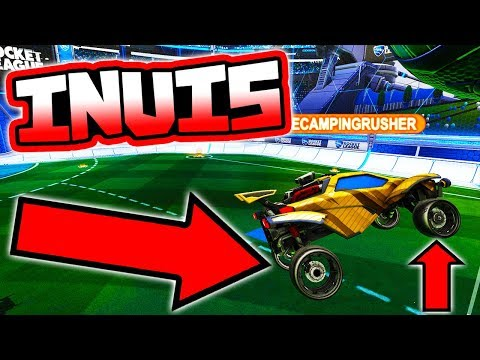 USING $100 RARE INVISIBLE WHEELS!! ( My Opinion, Not Secret, Not Clickbait... Rocket League )