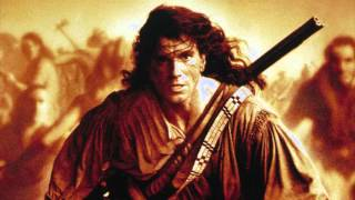 The Last of the Mohicans OST - Randy Edelman ft Trevor Jones - Promentory