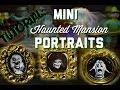 Disney DIY Tutorial | Haunted Mansion Mini Portraits | The Dan-O Channel
