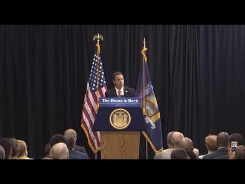Governor Cuomo Announces $30 million to Expand Urban Youth Jobs Program
