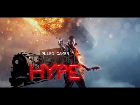 TREN DEL HYPE 5. Infinite Warfare, Battlefield 1, Dishonored 2 y más.