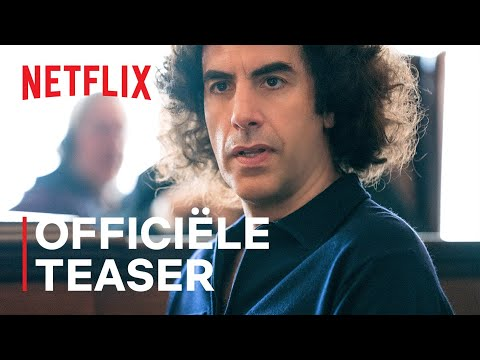The Trial of the Chicago 7 | Officiële trailer | Netflix-film