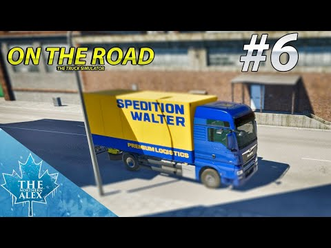 On The Road - The Truck Simulator #6 - Let there be light