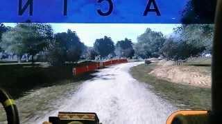 WRC 4 Italy Castelsardo onboard my best time