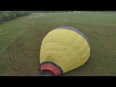 Мастер класс: Пилот воздушного шара