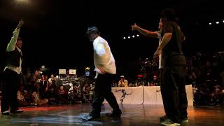 BOOGIE NATION vs Co-thkoo - Finał Popping na JUSTE DEBOUT TOKYO 2019