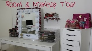 Room & Makeup Tour Thumbnail
