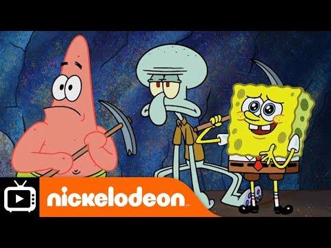 SpongeBob SquarePants | Gold Dust | Nickelodeon UK