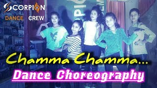Chamma Chamma | Dance Choreography | Girls Styling | SDA