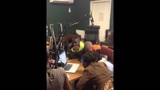 BEHIND THE SCENES Nov8 Radio Show 2