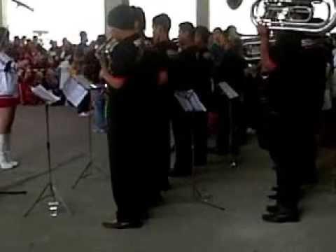 LAGU Hymne Mars PDBI (Perform at PIM Ultah PDBI Palembang)