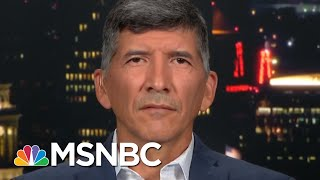 Montoya: If Anyone Else Backed Putin Like Donald Trump, We'd Investigate | The 11th Hour | MSNBC