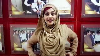 28th Ramazan | 92news | look of the day Urooj.N