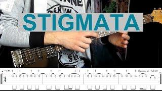 Stigmata Сентябрь урок на гитаре