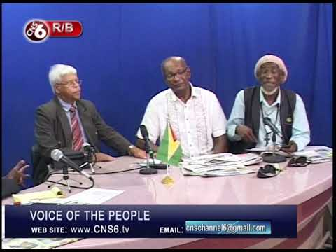 Voice of the People Guyana  9th sept 2017
