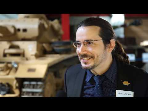 Panzerschlacht bei Prochorowka - Interview mit Roman Töppel