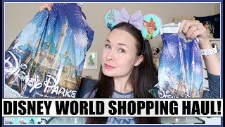 WHAT I BOUGHT AT DISNEY WORLD! Disney Parks Haul January 2019