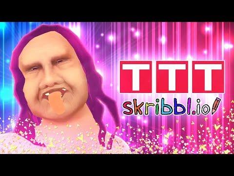 VRCHAT [LPT] #05 - Wir spielen TTT & Skribbl.io in VR :D! ● Let's Play