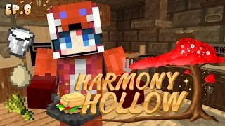 cooking for shubble harmony hollow s2 modded smp ep8