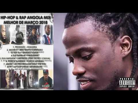 Hip - Hop e Rap Mix Angola- DjMobe Melhor de Março 2018-03-31