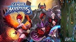 [Lunosoft] League of Masters: Legend PvP MOBA Global