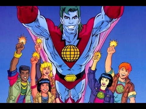 Captain Planet and the Planeteers S1E01