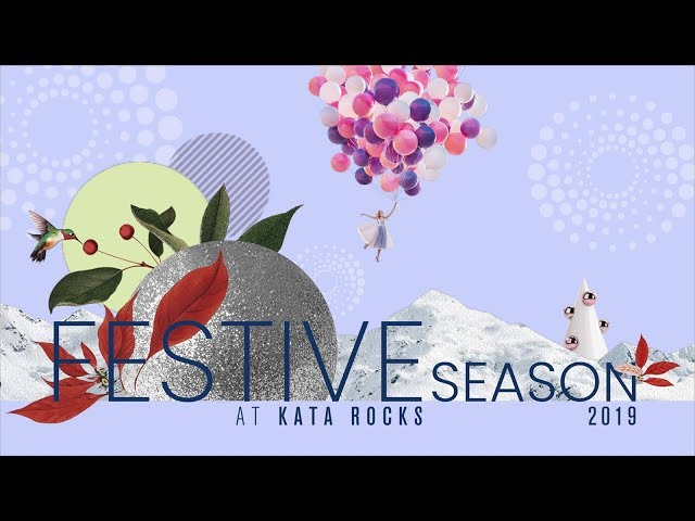 Festive Season Celebrations at Kata Rocks