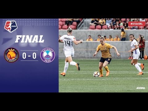 Highlights: Utah Royals FC vs. Orlando Pride | May 9, 2018