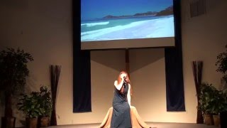 """""""Part Of Your World (Reprise)"""" from The Little Mermaid - Allison Petriella"""