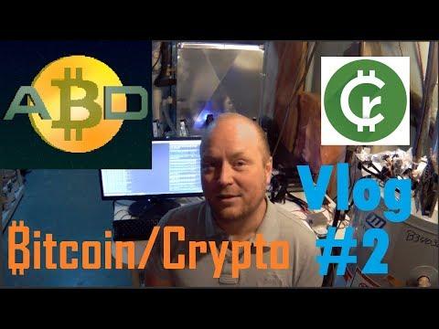 Criptoreal a new coin Jan 2018 - Crypto/Bitcoin Vlog #2