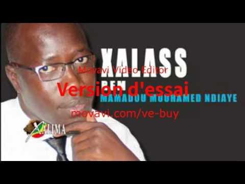 Khalass Senegal Mohamed N diaye Ndoye Bane Dj boubs 16 février 2017