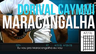 Dorival Caymmi - Maracangalha (como tocar - aula de violão)