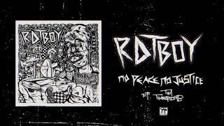 "RAT BOY - ""NO PEACE NO JUSTICE"" (feat. Tim Timebomb) (Full Album Stream)"