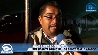 OAXACA NS TV JARIPEO EN SANTA MARIA APAZCO CIERRE DE FESTIVIDAD