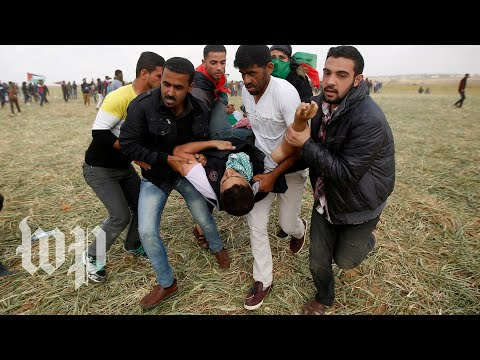 Protests lead to deadly clashes near Gaza-Israel border