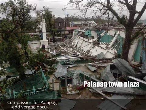 PALAPAG and the TYPHOON NONA