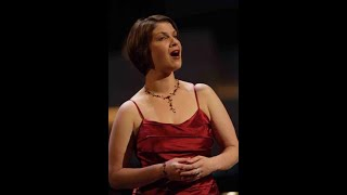 Wendy Dawn Thompson - Parto, parto - Final BBC Cardiff Singer of the World 2005