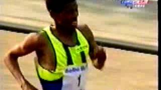 Haile Gebrselassie World Record 10km 1998 Hengelo