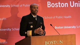 The Opioid Crisis in America: A Conversation with the U.S. Surgeon General
