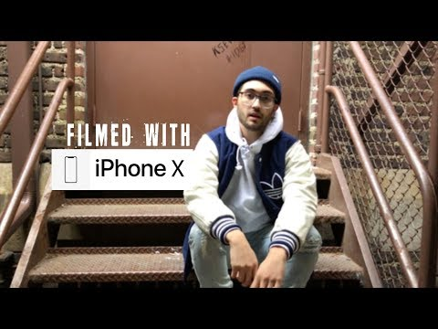 Music video Filmed w/ iPhone X [4K Best Result]