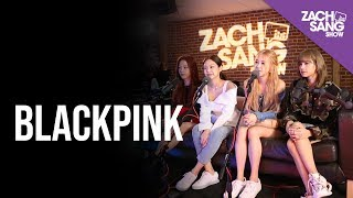 """Download BLACKPINK Talks """"Kill This Love"""", Coachella & How They Formed"""