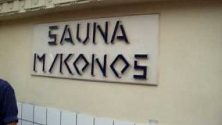 mykonos paris sauna