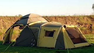 Обзор кемпинговой палатки - шатра Cosmos Transformer
