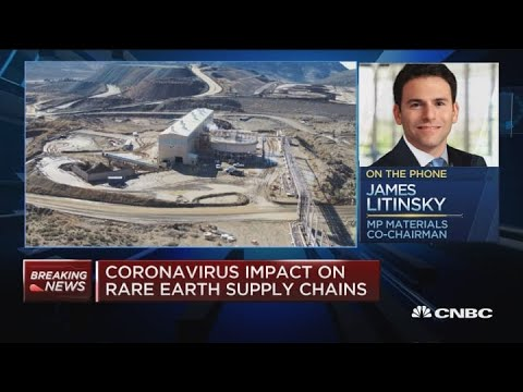 How Bad Is The Rare Earths Supply Chain Right Now?