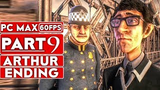 WE HAPPY FEW Arthur ENDING Gameplay Walkthrough Part 9 FULL GAME [1080p HD 60FPS PC] - No Commentary