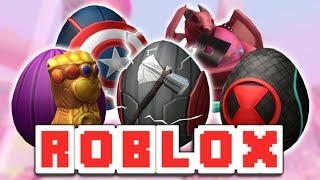 HOW TO GET ALL EGGS IN ROBLOX EGG HUNT 2019!