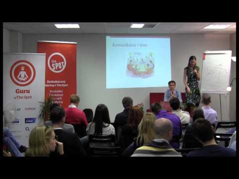 Guru @ The Spot: Ako riadiť tím v projektovom manažmente?