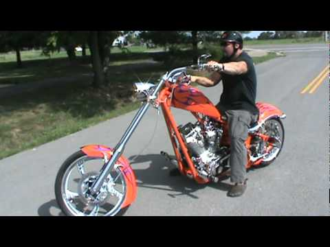 Big Dog Motorcycles Youtube