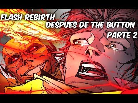 """FLASH Vs FLASH REVERSO """"FLASH DESPUES DE THE BUTTON"""" Parte 2 @Comics Tj"""