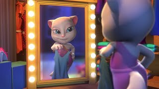 Talking Tom Shorts ep.26 - What Should Angela Wear?